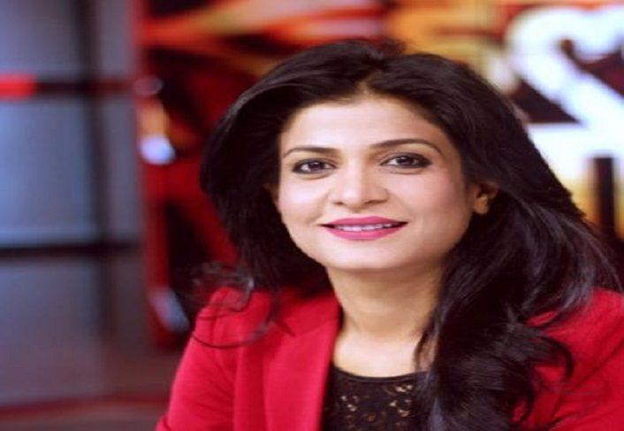 Anjana Om Kashyap Biography (News Anchor) Wikipedia, Age